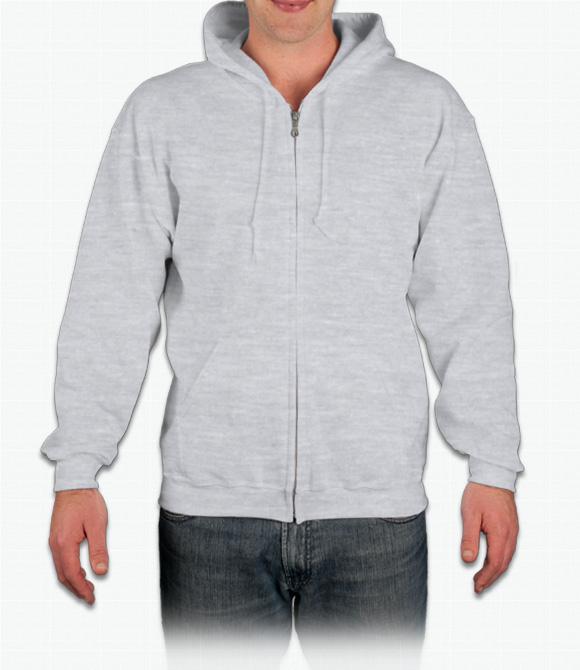 Hanes Zip Front Hoodie