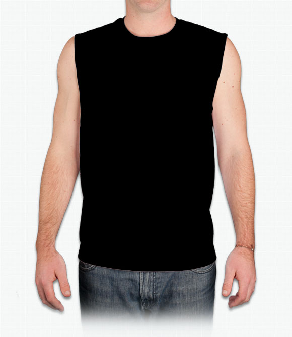 Gildan Sleeveless T-Shirt
